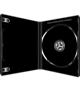 DVD Amaray Case